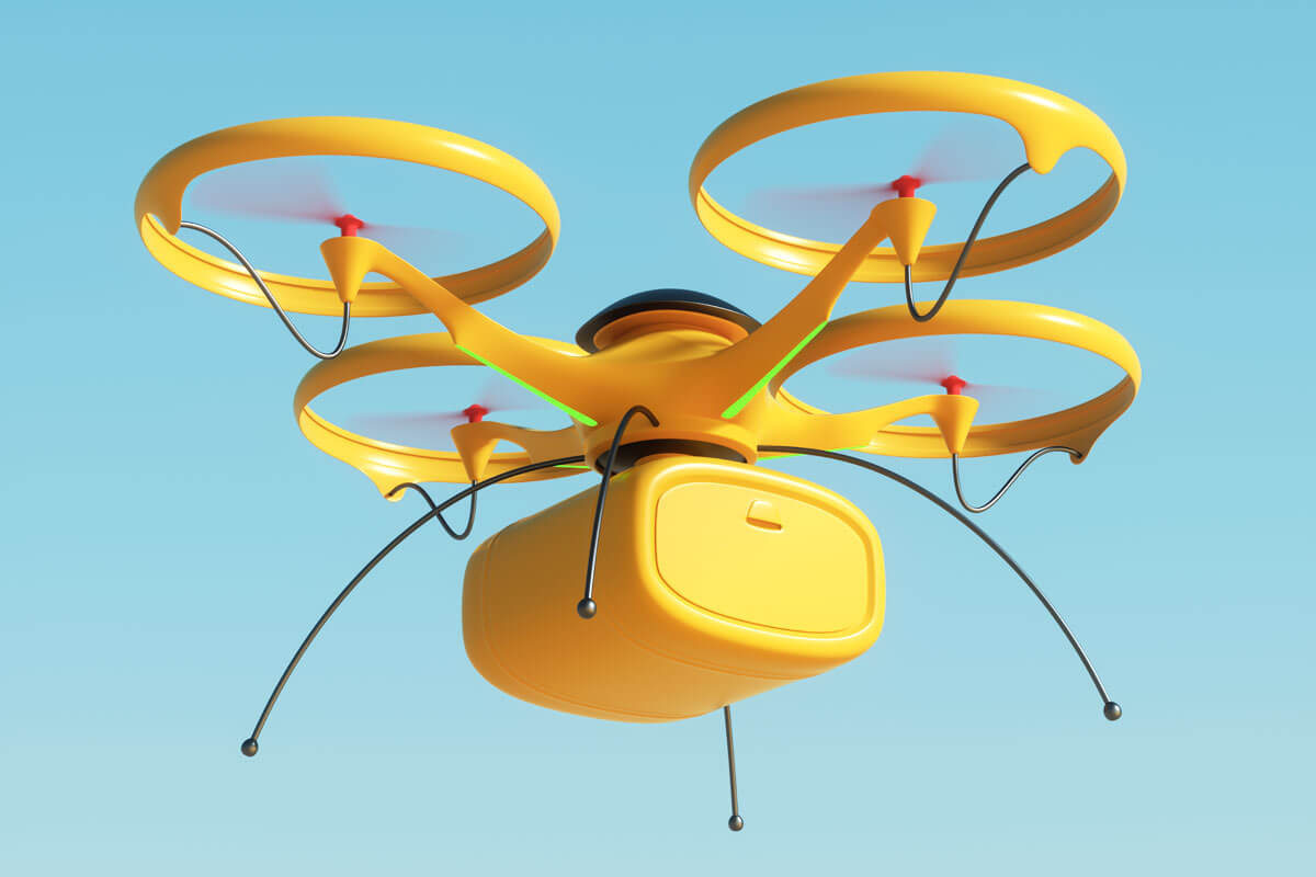 Remote Control And Drones