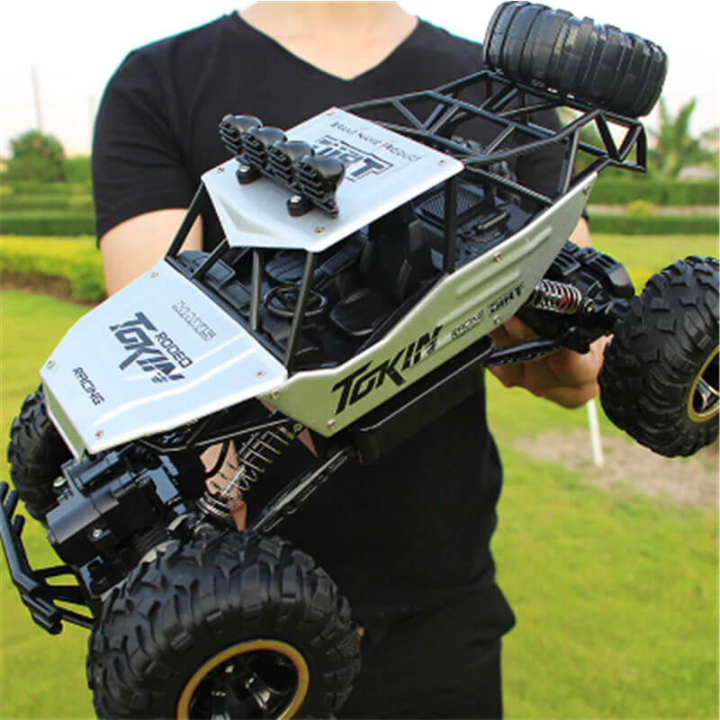 RC Offroad 4WD Truck Image 2