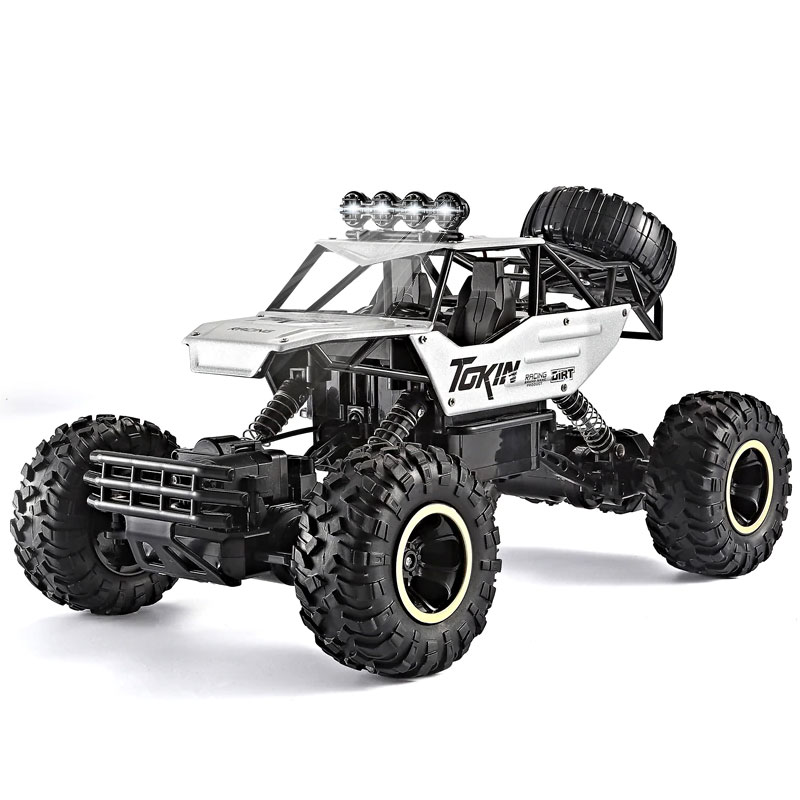 RC Offroad 4WD Truck Image 1