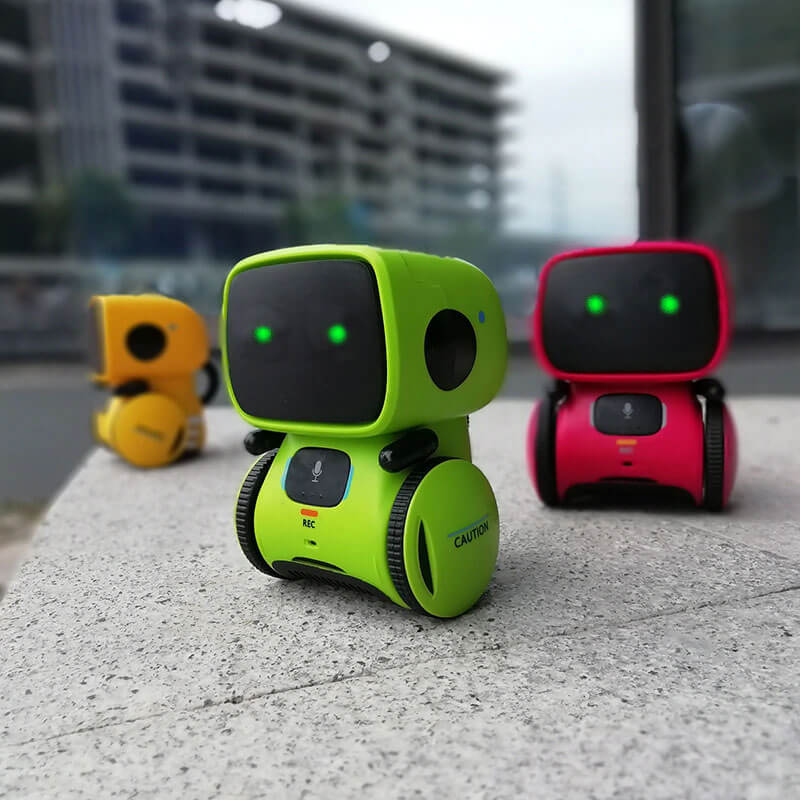 AT Smart Robot (New) - Dance/Voice Command Image 2