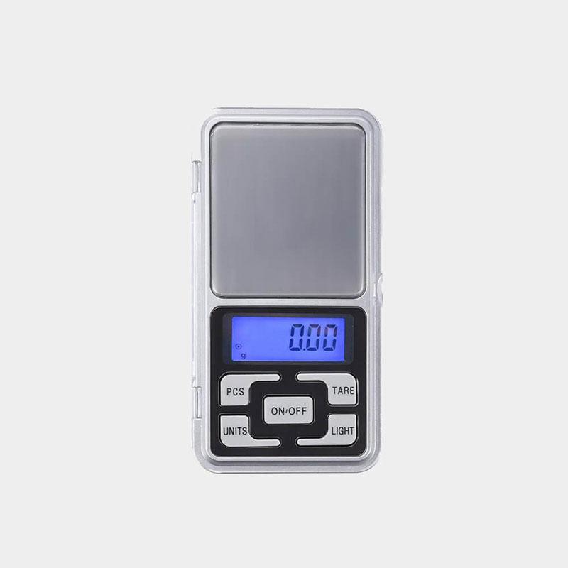 Portable Mini Electronic Pocket Scales Image 1