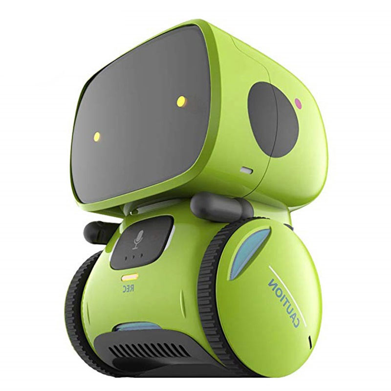 AT Smart Robot (New) - Dance/Voice Command Image 1