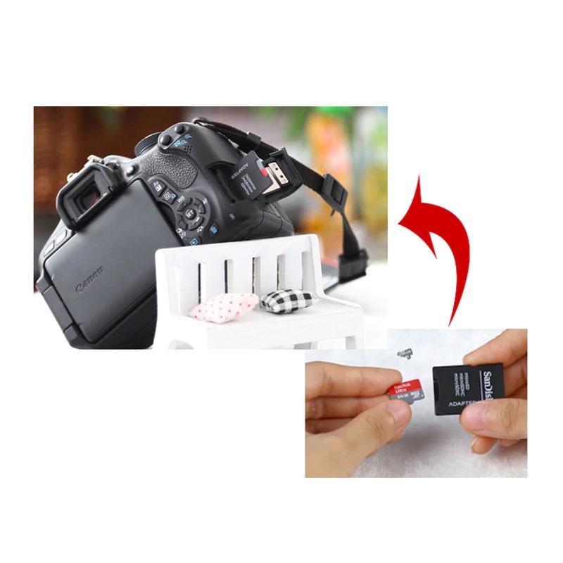 Sandisk Ultra 64GB Micro SD Card Image 2